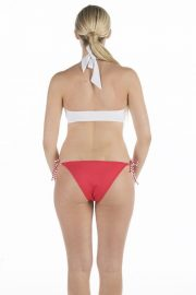 Sea Breeze Red/White