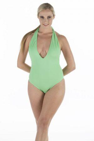 Ella Neon Green